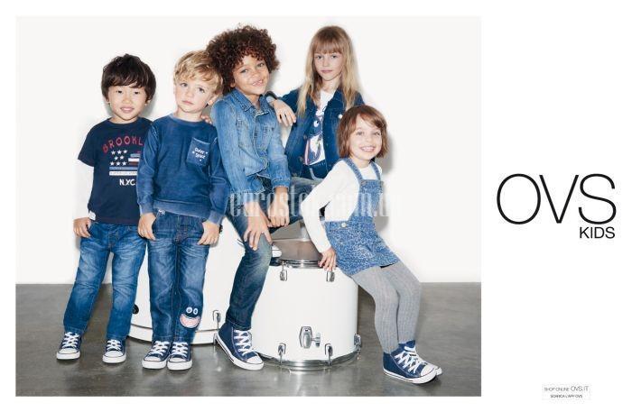 Сток детской одежды OVS
