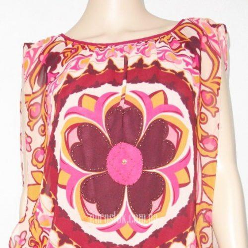 Платья, блузы женские сток оптом