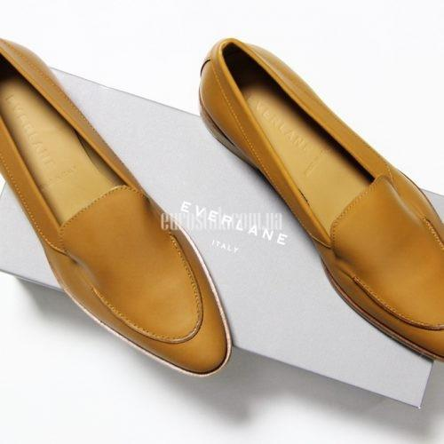 Кожаная обувь Everlane Italy
