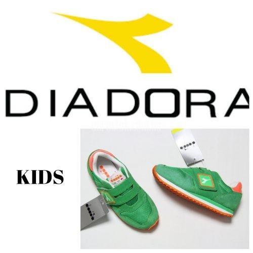 Кроссовки детские Diadora