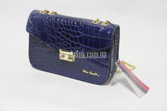 Pierre Cardin - кожаные сумки