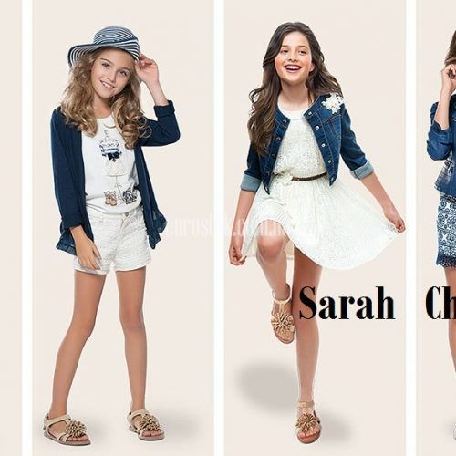 Sarah Chole одежда для девочек