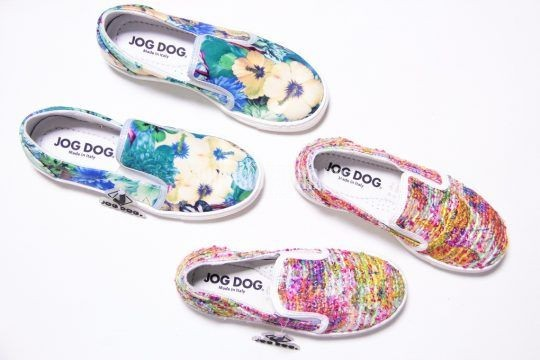 Jog Dog детская обувь