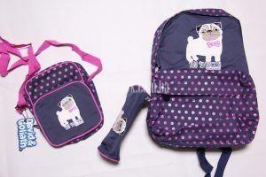 Детские рюкзаки, сумки David&Goliath