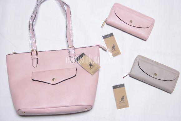 Женские сумки, кошельки Kangol