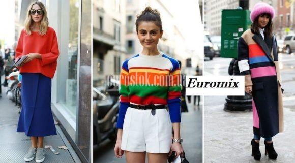 Одежда осень / зима Euromix